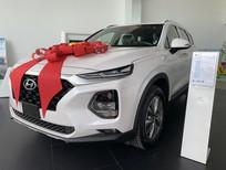 Cần bán Hyundai Santa Fe AT sản xuất năm 2019, màu trắng