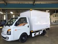 Xe tải Hyundai New Porter 150, thùng kín composite, KM 2 triệu đồng, có sẵn xe giao ngay