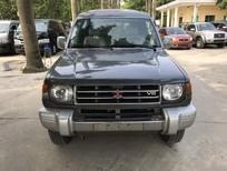 Cần bán xe Mitsubishi Pajero sản xuất năm 2003 số sàn