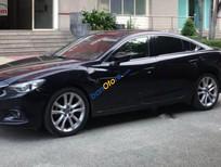 Bán ô tô Mazda 6 năm sản xuất 2012, màu đen, nhập khẩu chính chủ, 629tr