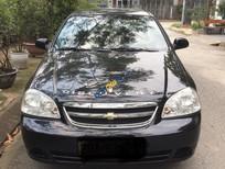 Xe Chevrolet Lacetti 1.6 năm sản xuất 2013, màu đen chính chủ
