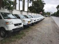 Bán Suzuki đầu to đời 2016, xe nhập khẩu Indonesia, thùng kín