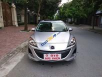 Bán xe Mazda 3 năm sản xuất 2010, màu bạc, nhập khẩu
