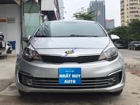 Cần bán xe cũ Kia Rio 1.4MT năm sản xuất 2016, màu bạc, nhập khẩu