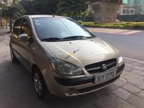 Xe Hyundai Getz 1.1MT sản xuất năm 2010, màu vàng, xe nhập chính chủ
