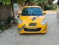 Cần bán gấp Kia Morning 2010, màu vàng