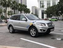 Bán Hyundai Santa Fe sản xuất 2009, màu bạc, nhập khẩu nguyên chiếc