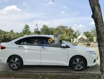 Bán ô tô Honda City sản xuất 2017, màu trắng chính chủ