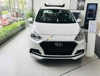 Cần bán xe Hyundai Grand i10 sản xuất năm 2019, màu trắng
