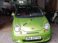 Xe Daewoo Matiz SE sản xuất 2005, xe nhập, 60 triệu