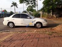 Cần bán gấp Daewoo Nubira sản xuất năm 2000, màu trắng, giá chỉ 120 triệu