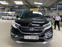 Xe Honda CR V năm sản xuất 2016, màu đen