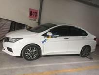 Cần bán Honda City sản xuất năm 2018, màu trắng