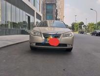 Cần bán gấp Hyundai Elantra sản xuất năm 2010, màu vàng, nhập khẩu