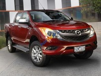 Bán Mazda BT 50 năm sản xuất 2014, màu đỏ, xe nhập
