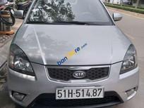 Bán Kia Rio năm sản xuất 2010, màu bạc, nhập khẩu, 225 triệu
