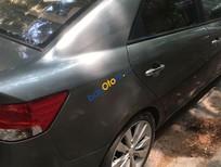 Cần bán xe Kia Cerato 2012, màu xám