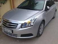 Bán Daewoo Lacetti SE sản xuất năm 2010, màu bạc, xe nhập