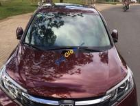 Cần bán Honda CR V AT sản xuất 2016, màu đỏ