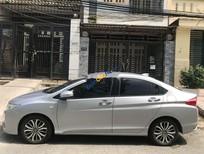 Cần bán xe Honda City sản xuất 2017, màu bạc