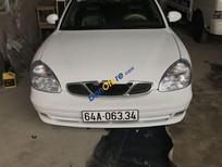 Cần bán Daewoo Nubira sản xuất 2003, màu trắng, chính chủ