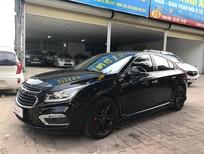 Bán ô tô Chevrolet Cruze sản xuất 2015, màu đen số sàn
