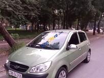 Cần bán Hyundai Getz năm 2009, nhập khẩu, màu xanh