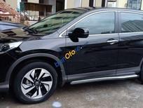 Gia đình bán Honda CR V sản xuất năm 2017, màu đen