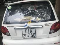 Cần bán lại xe Daewoo Matiz SE sản xuất 2005, màu trắng