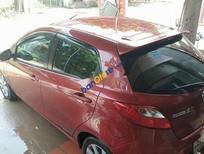 Cần bán Mazda 2 sản xuất năm 2013, màu đỏ
