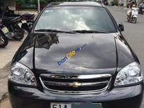 Bán ô tô Chevrolet Lacetti đời 2013, màu đen, số sàn