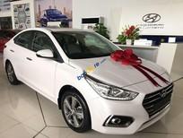 Bán ô tô Hyundai Accent 1.4AT sản xuất năm 2019, màu trắng