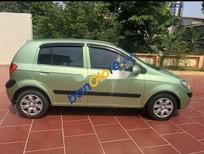 Cần bán xe Hyundai Getz năm sản xuất 2009, màu xanh lục, nhập khẩu