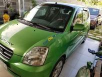 Cần bán Kia Picanto năm 2007, màu xanh lục, nhập khẩu