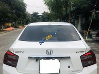 Cần bán xe Honda City sản xuất năm 2013, màu trắng, xe nhập