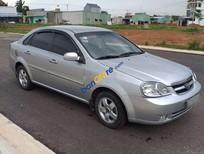 Bán xe cũ Daewoo Lacetti MT sản xuất năm 2009, màu bạc