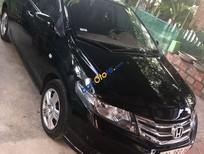 Bán xe Honda City năm sản xuất 2013, màu đen, nhập khẩu