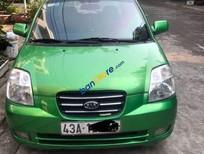 Bán ô tô Kia Picanto sản xuất năm 2007, màu xanh lục, nhập khẩu nguyên chiếc số tự động