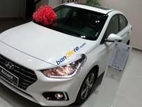 Bán Hyundai Accent 1.4 AT sản xuất năm 2019, màu trắng