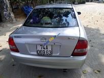 Cần bán xe Mazda 323 sản xuất 2002, màu bạc, 149 triệu