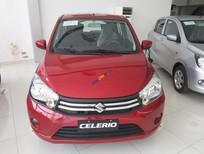 Cần bán Suzuki Celerio năm 2019, màu đỏ, nhập khẩu