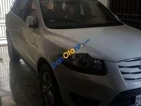 Cần bán gấp Hyundai Santa Fe sản xuất 2009, màu bạc, nhập khẩu chính chủ, 600tr