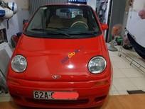 Cần bán gấp Daewoo Matiz sản xuất năm 1999, màu đỏ xe gia đình