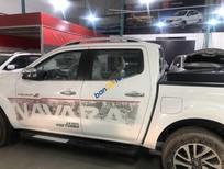 Bán xe Nissan Navara sản xuất 2019, màu trắng, nhập khẩu nguyên chiếc
