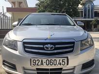 Bán xe cũ Daewoo Lacetti đời 2011, màu bạc, ít sử dụng