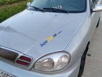Xe Daewoo Lanos năm sản xuất 2002, màu bạc
