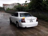 Cần bán Daewoo Nubira MT năm 2002, màu trắng, xe nhập
