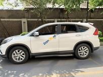 Bán ô tô Honda CR V năm sản xuất 2016, màu trắng xe gia đình