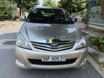 Cần bán gấp Toyota Innova sản xuất 2010, 325 triệu