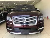 Giao Ngay Lincoln Navigator Black Labe L model 2020, màu đỏ mận, nội thất nâu đỏ, bản cao cấp đủ đồ nhất của Lincoln